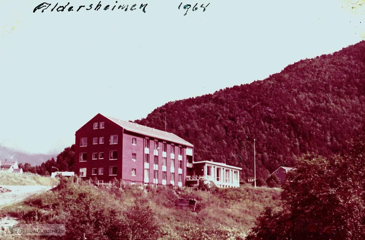 Åndalsnes Aldersheimen i 1964.