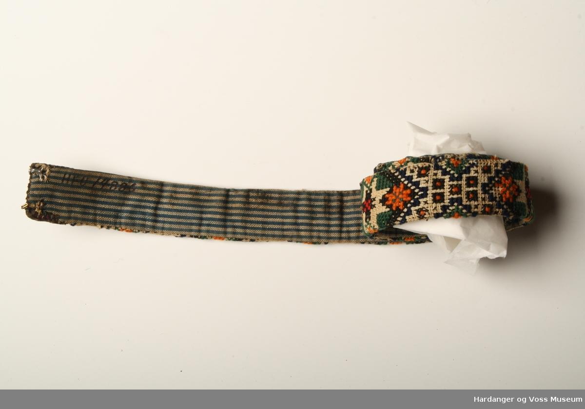 6d486f07 Belte - Hardanger og Voss Museum / DigitaltMuseum