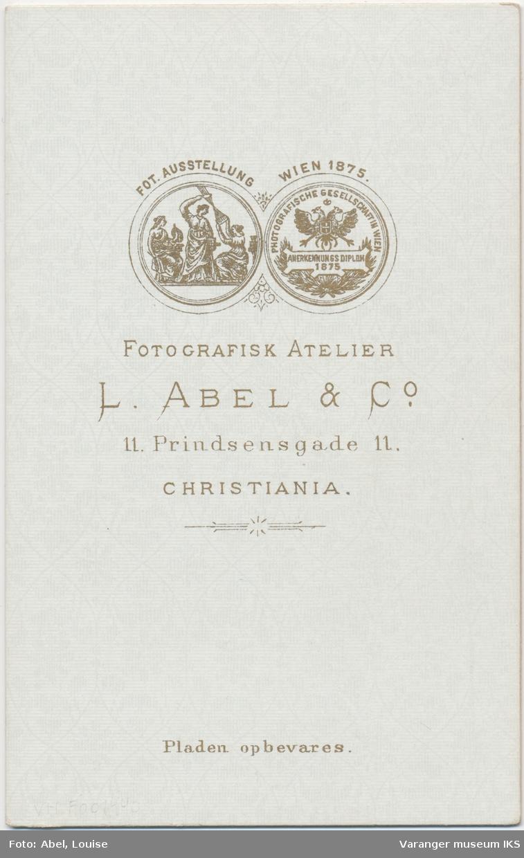 Portrett, Bergitte Esbensen