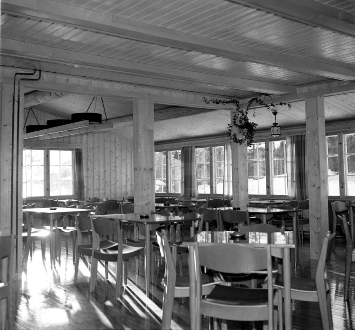Budor-ny kefeteria (interiør)