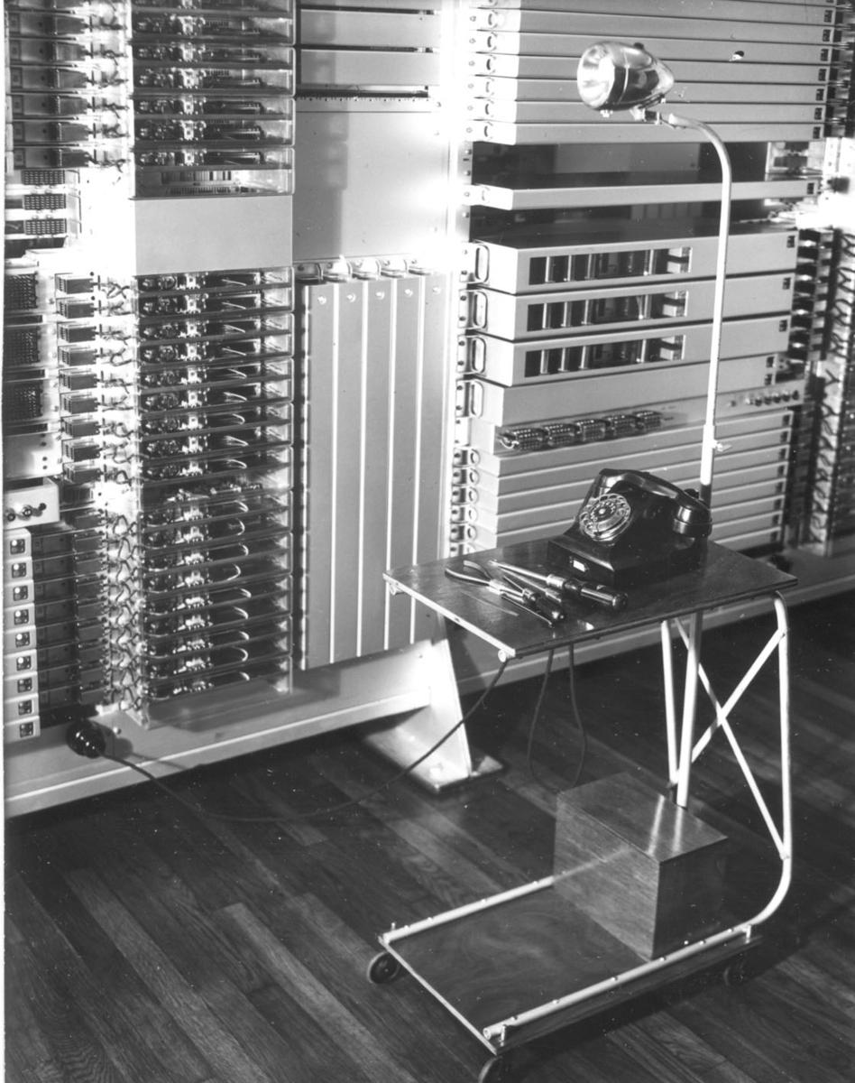 Telefonsentral