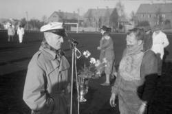 Trøndersk mesterskap på spedvaay Sverre Gjølmesli