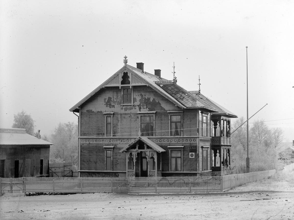 Hus i St. Olavsgate 71 i Hamar.