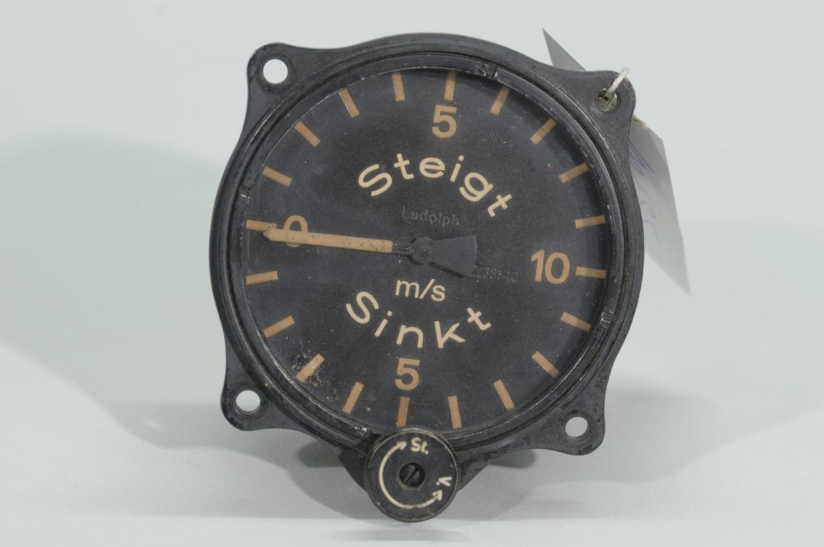 Variometer FL 22381-10, av statoskop typ.