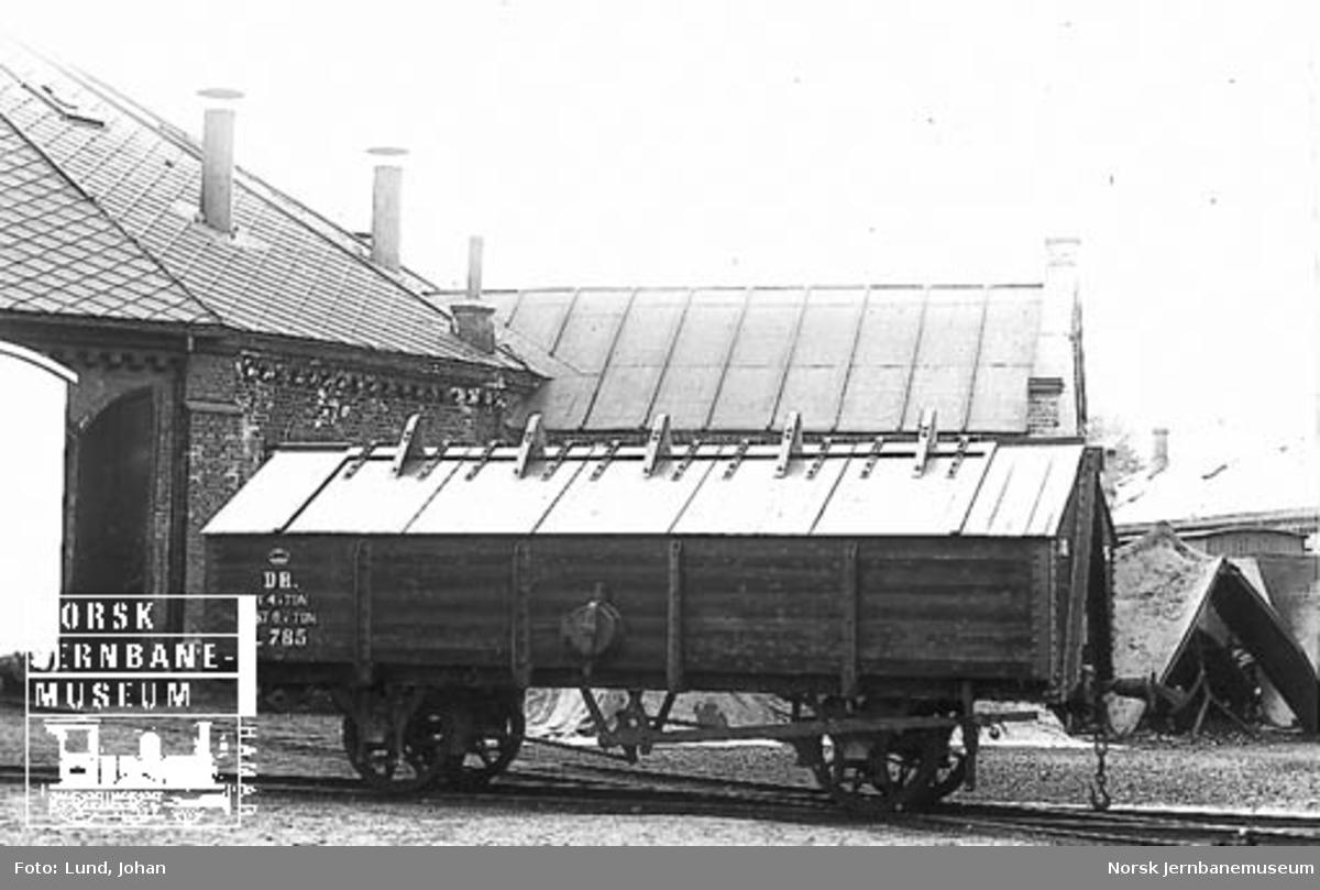 Randsfjordbanens gjødselvogn litra L(g) nr. 785