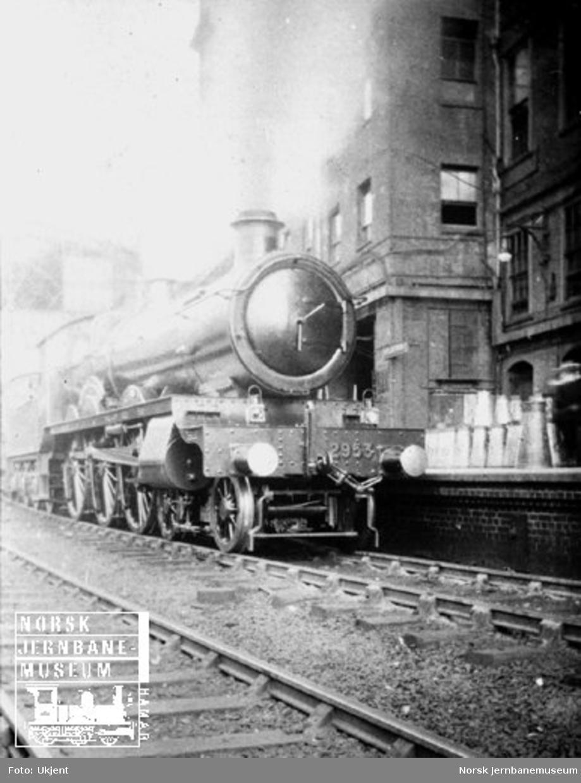 Great Western Railway damplokomotiv nr. 2953