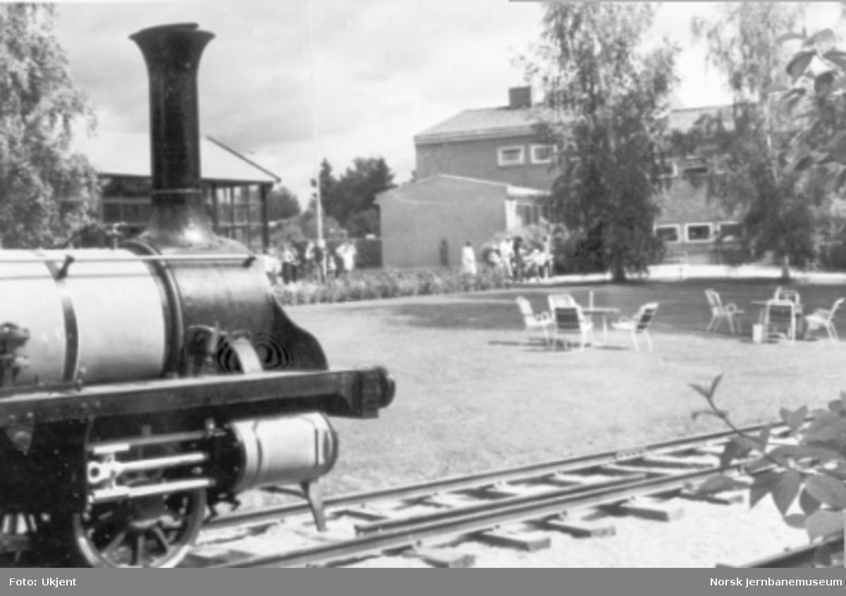 Norsk Jernbanemuseum : fra museumsparken