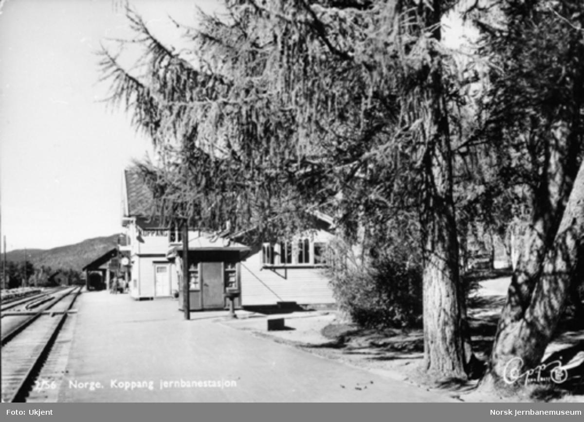 Koppang stasjon