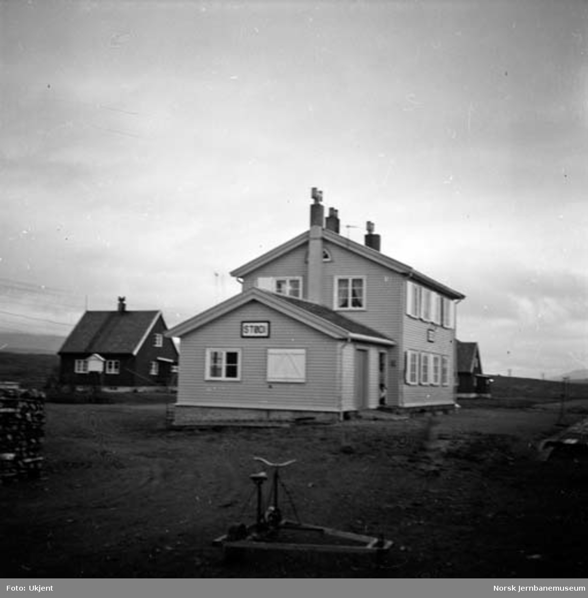 Stødi stasjon