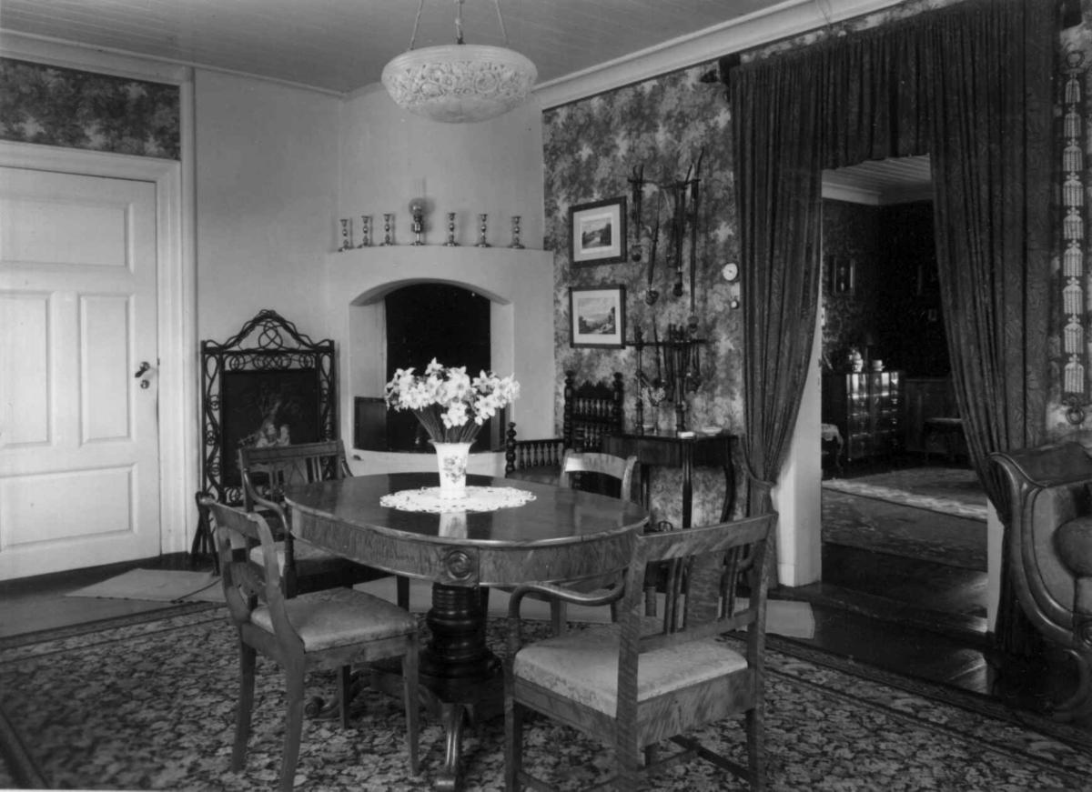 Viken Hurdal Akershus Fra Dr Eivind S Engelstads Storgardsundersokelser 1954 Norsk Folkemuseum Digitaltmuseum