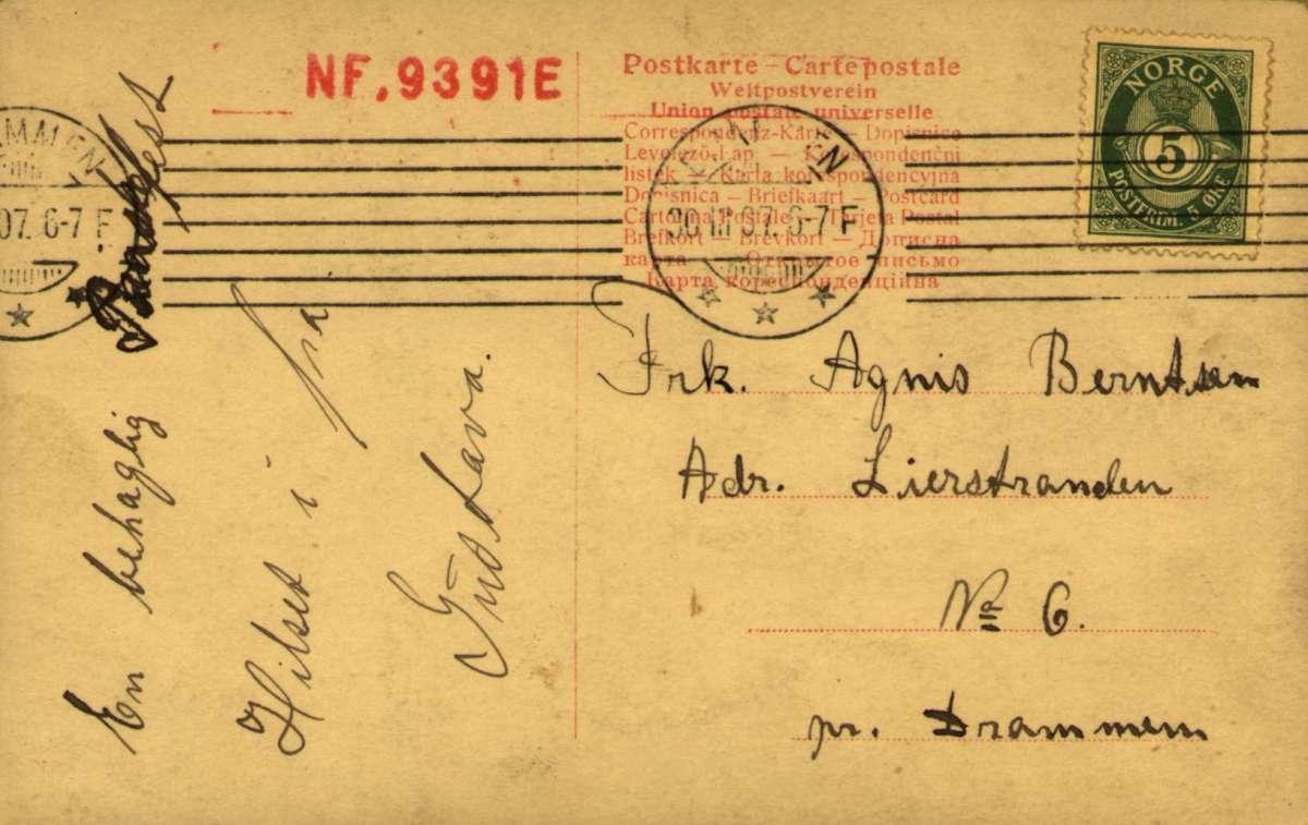Postkort, Påskehilsen