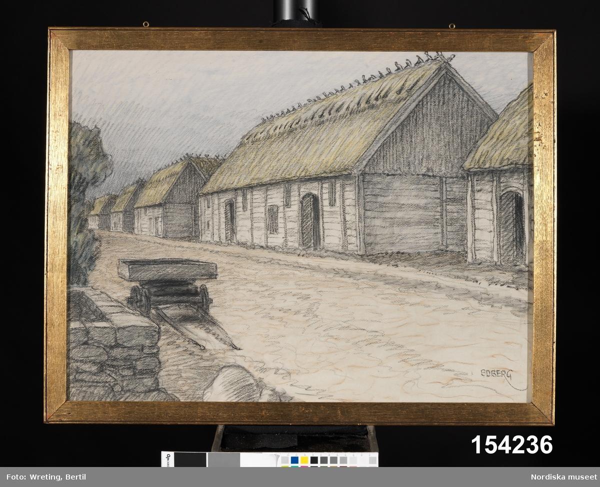 Lnglts kyrka. - Kalmar lns museum / DigitaltMuseum
