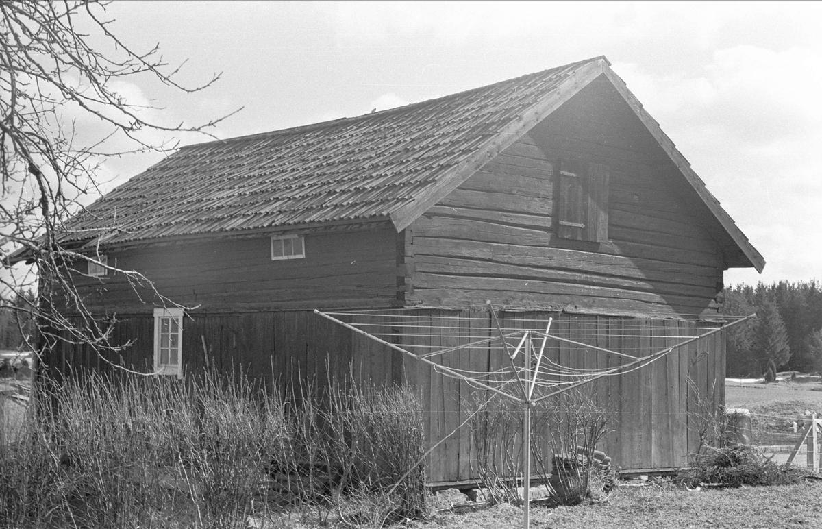 Vedbod, Låta 1:5, Ärentuna socken, Uppland 1977