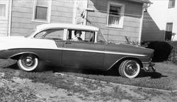 Amerikansk bil i USA