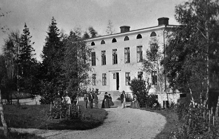 """Enligt notering: """"Gräskärr. Bäve sn, 1860-talet"""".    ::"""
