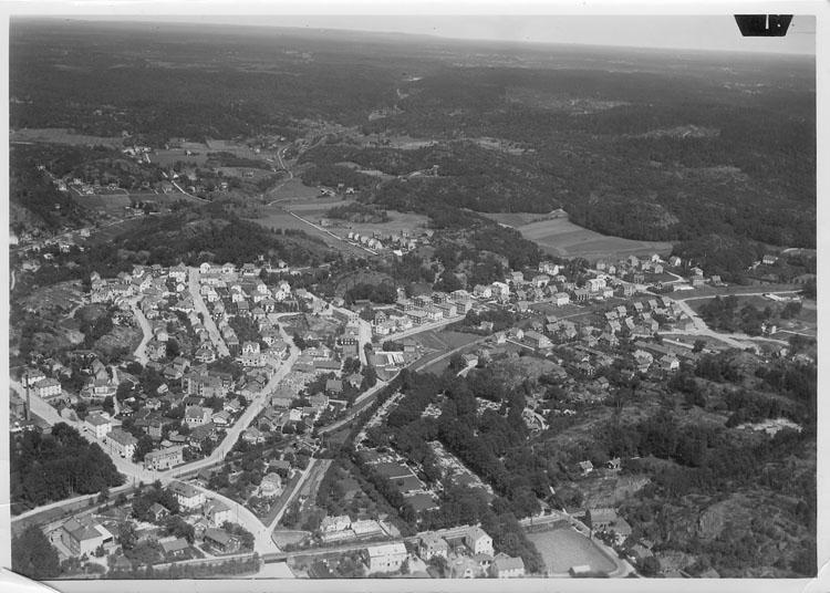 """Enligt Flygtrafik Bengtsfors: """"Uddevalla Bohuslän""""."""