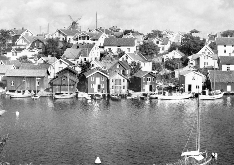 """Enligt AB Flygtrafik Bengtsfors: """"Fiskebäckskil"""".       ::"""