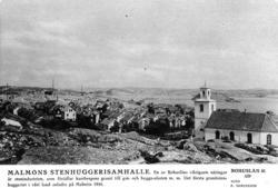 Stenhuggarsamhället Bohus-Malmön