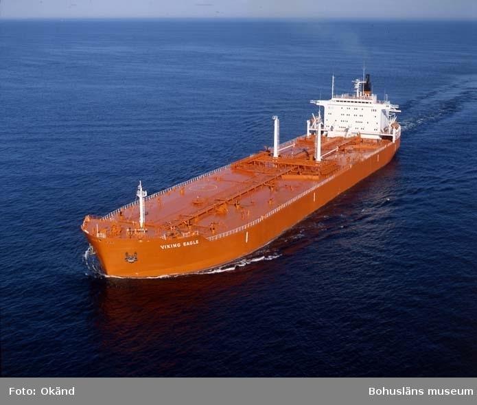 M/T Viking Eagle D.W.T. 81.279 Rederi Norse Shipping Co. (Pte) Ltd, Singapore Kölsträckning 79-06-29 Nr. 309 Leverans 80-05-08 Tankfartyg