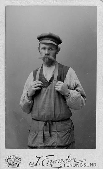 Snickaren Alfred Bohlin (1865 - 1937)