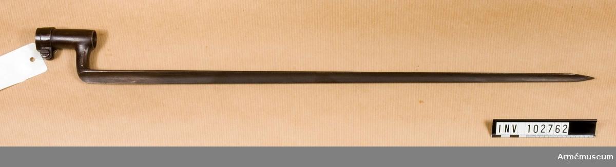 Bajonett m/1864