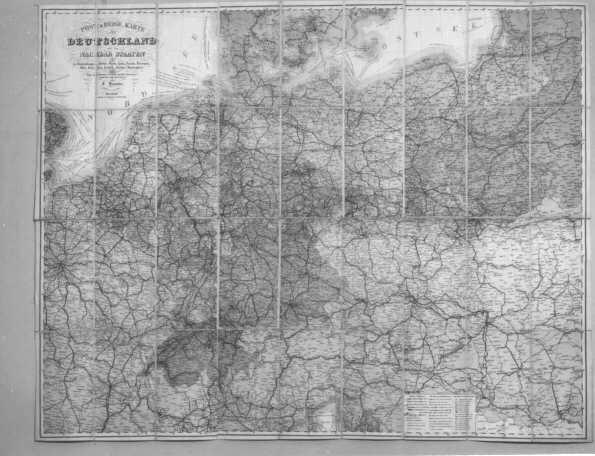 F. Handtke, graverad av H. Weber, tryckt och förlagd av C.Flemming, Glogau. Liknar i stort PM 6251. Plansch.