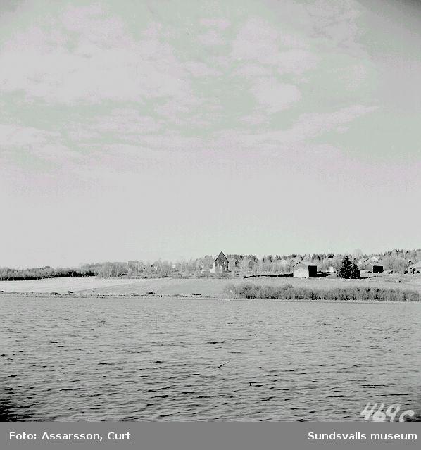 S.t Olofs hamn i våra dagar. Selånger.