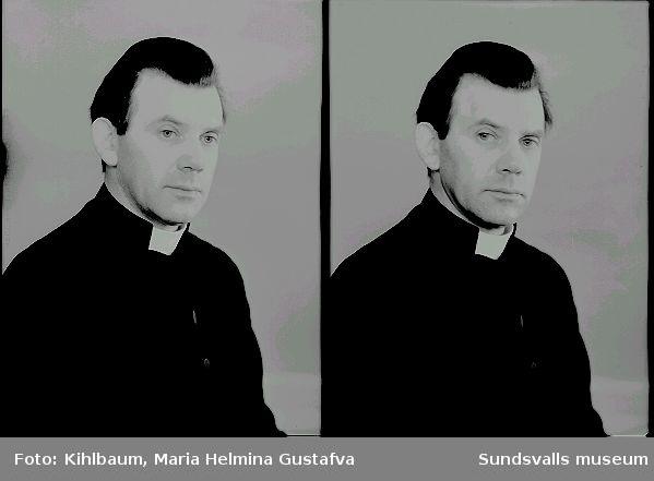 Man, präst.