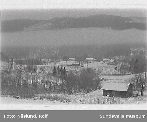 Kulturmiljöinventering.Bild 26-27 Tjänstebostäder vid Järkvissle Kraftverk.Bild 28 Hissanordning vid Järkvissle Kraftverk.