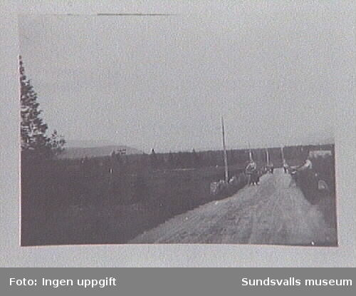Möjligen från cykelresan till Trondheim.