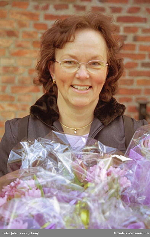 Kultursekreterare Gudrun Piculell.
