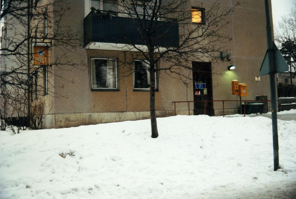 Postkontoret 181 08 Lidingö Merkuriusvägen 1