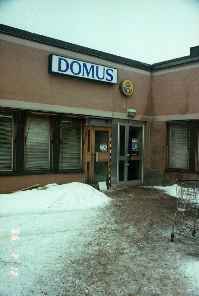 Postkontoret 611 20 Nyköping Västra Storgatan 22