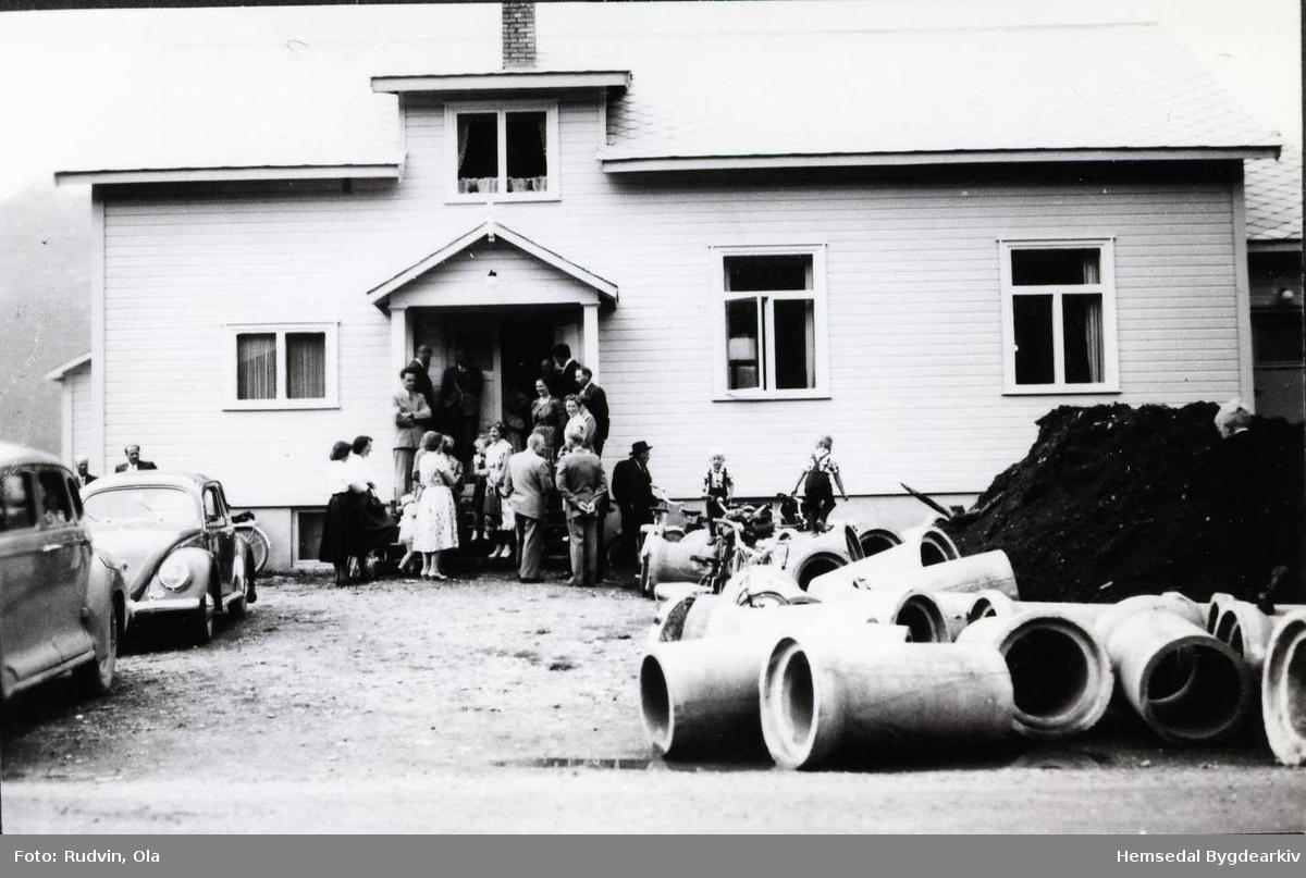 Bedehuset på Ulsåk i Hemsedal i 1959.