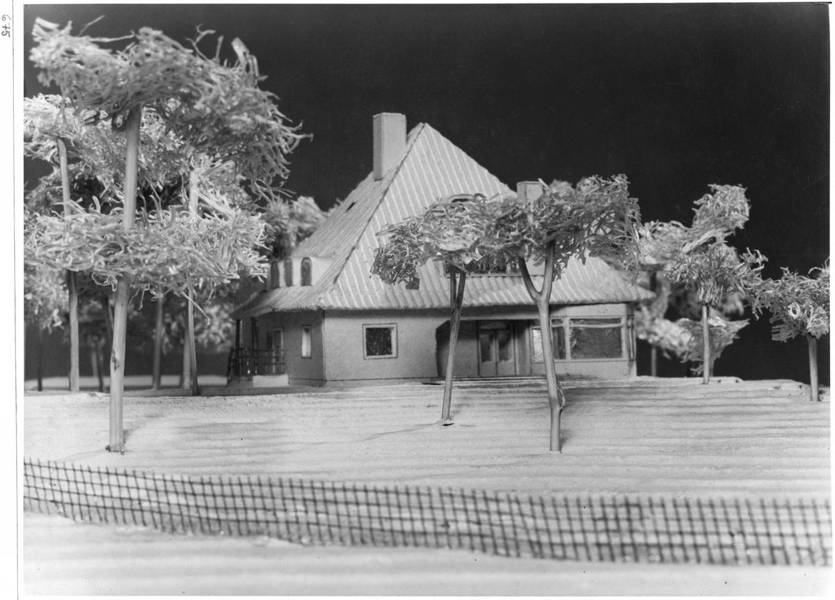 Villa Modell