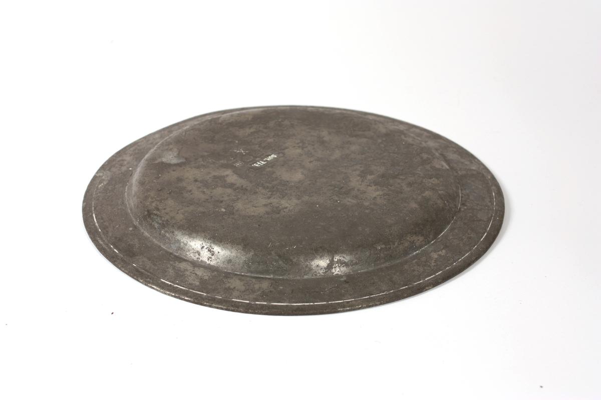 Form: rund