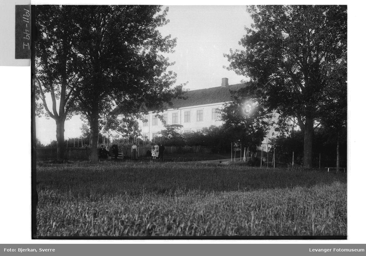 Rustgården på Nesset