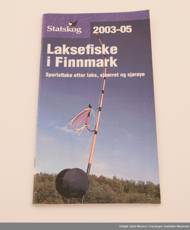 Brosjyre - Várjjat Sámi Musea / Varanger Samiske Museum