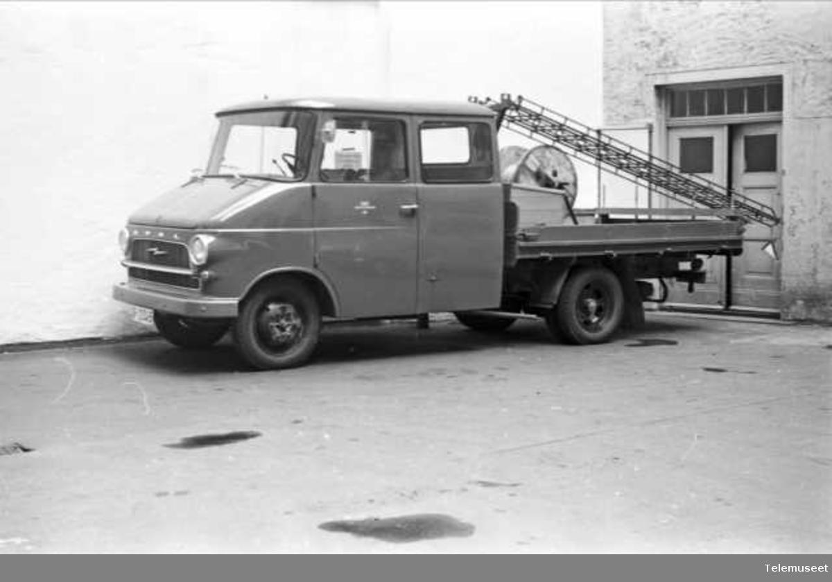 Bergen telestasjons biler