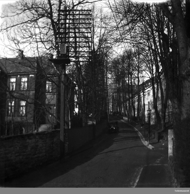 Telefonlinje, Bergens Telefonkompagni