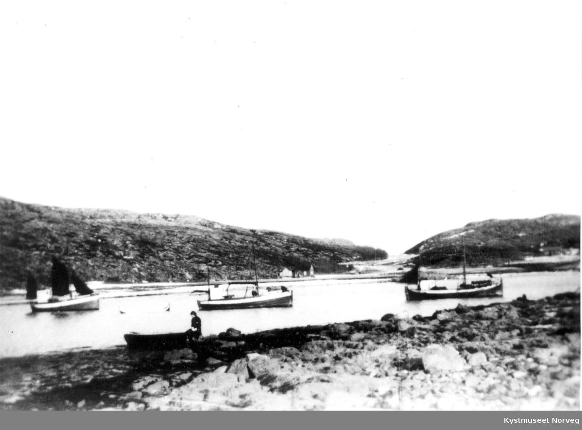 Vikna, drukningsulykke i Sandvikvågen
