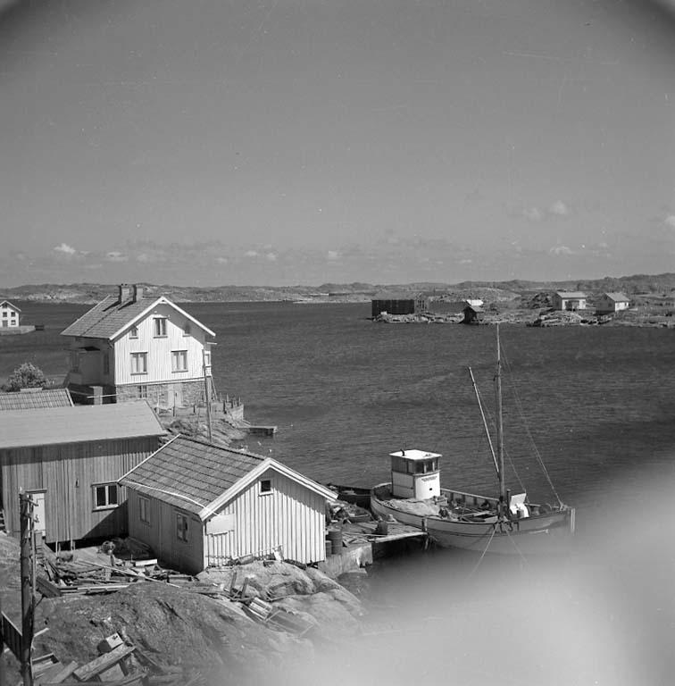 En liten resa på Gullholmen