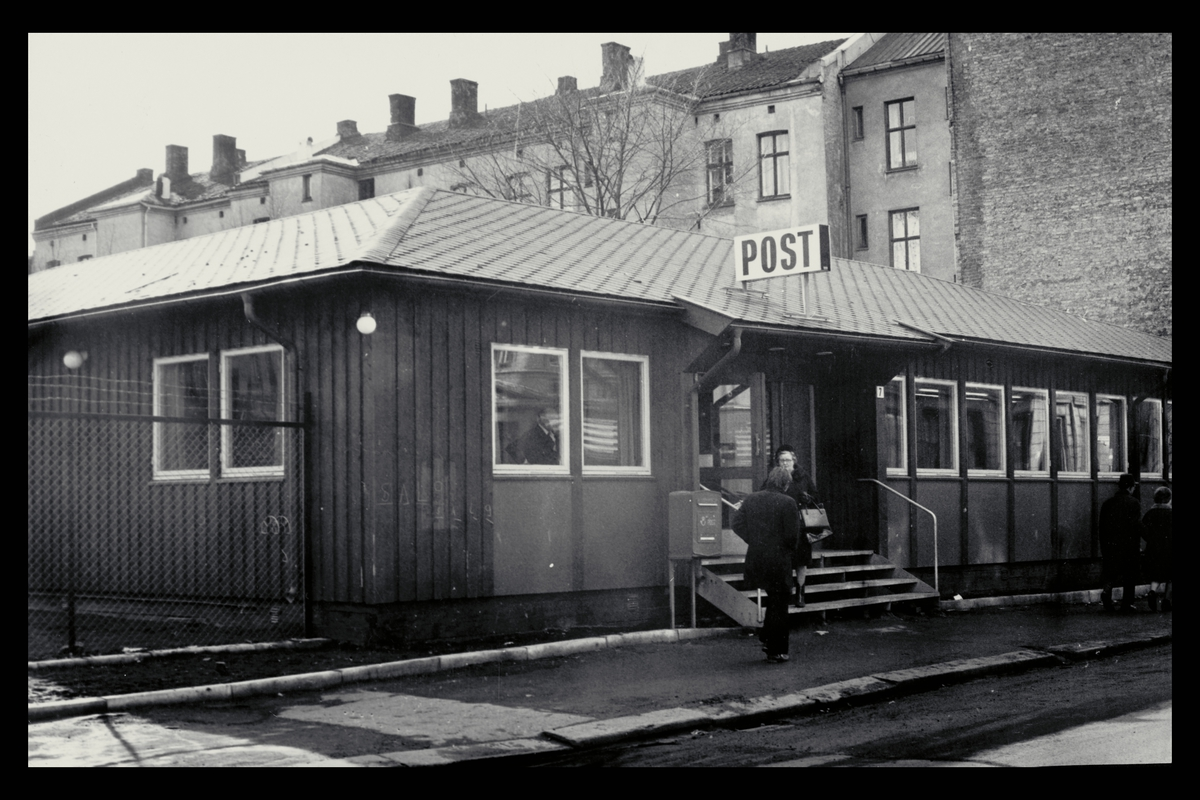 eksteriør, postkontor, 0505 Grunerløkka, postkasse
