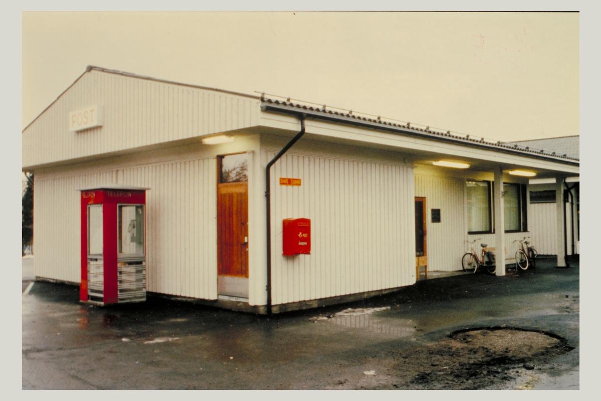 eksteriør, postkontor, 3145 Tjøme, postkasse