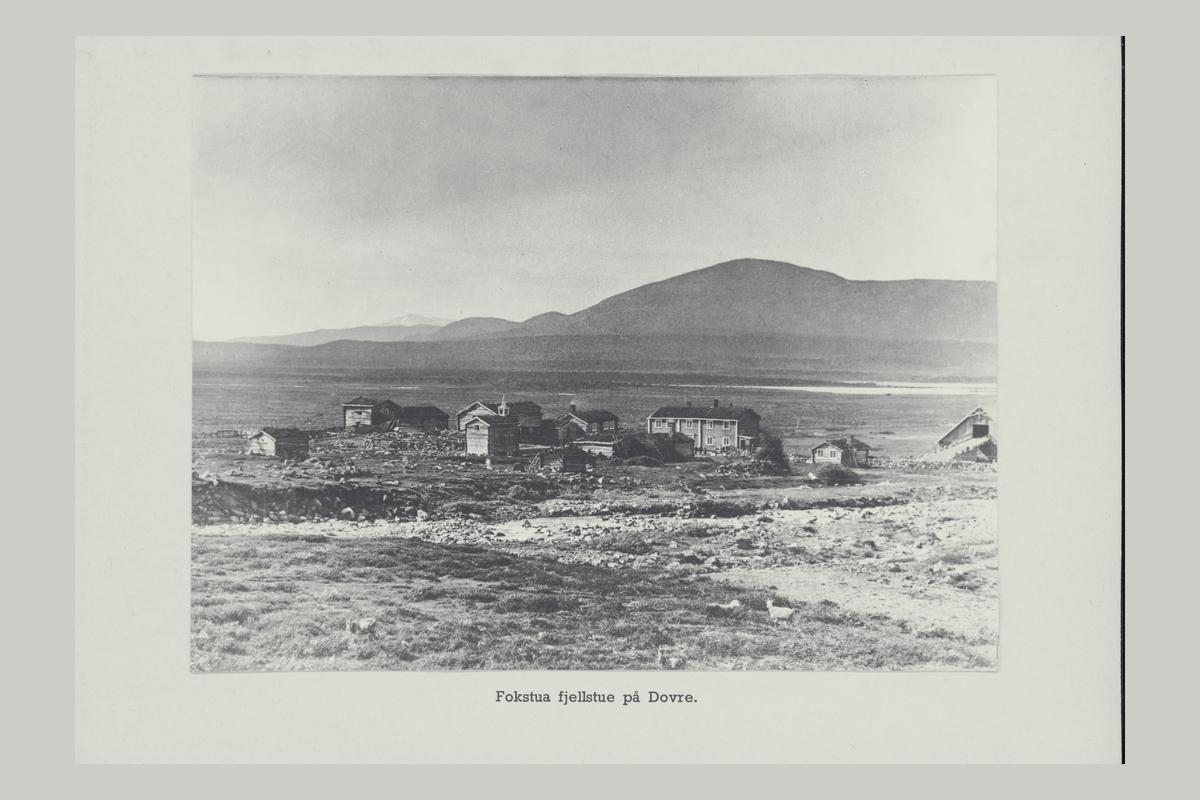 eksteriør, Fokstua fjellstue, Dovre