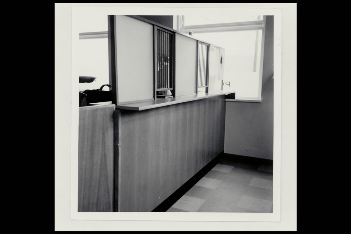 interiør, poståpneri, 6875 Innvik, publikumshall