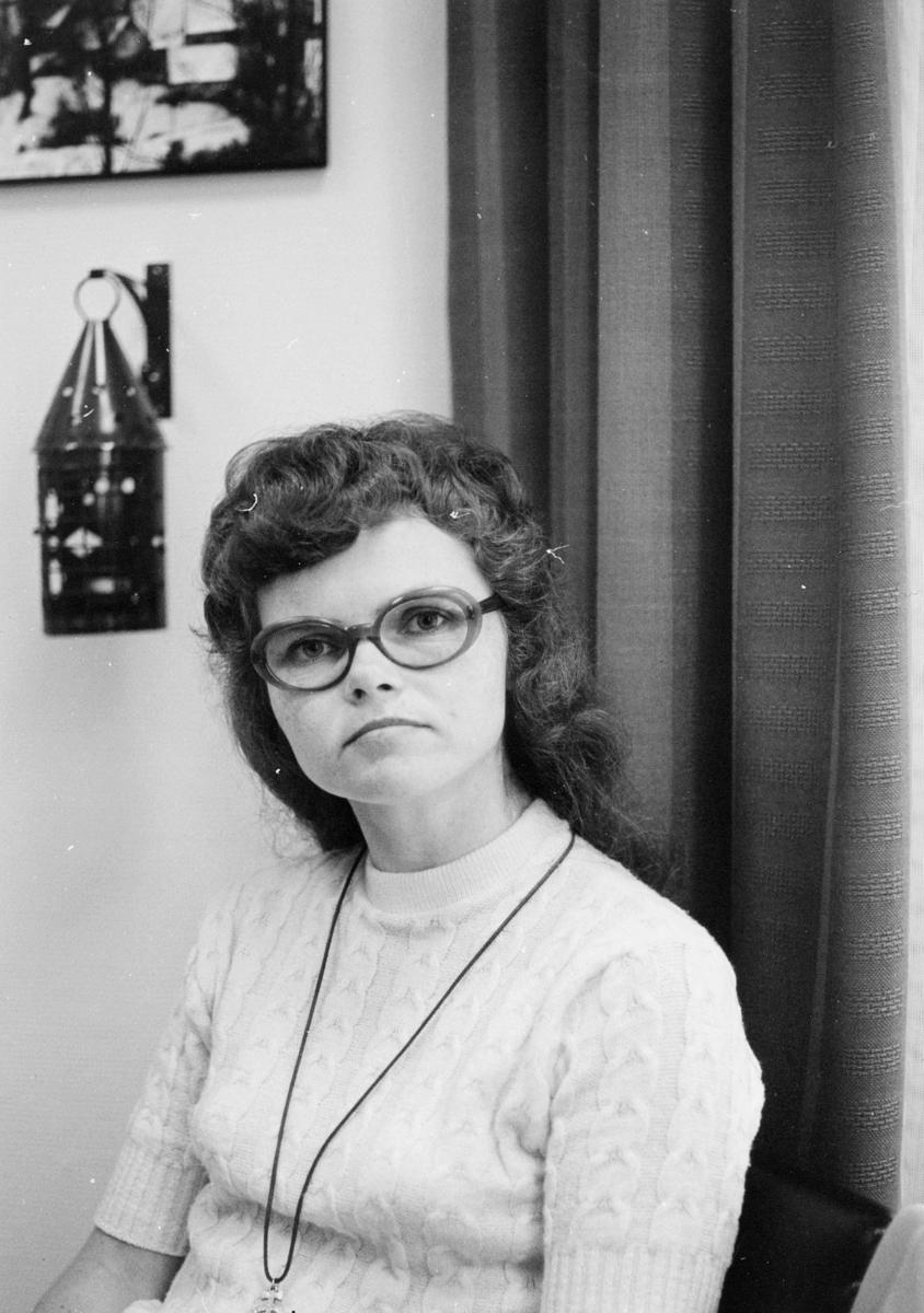 person, sosionom, Grethe Seyfarth,