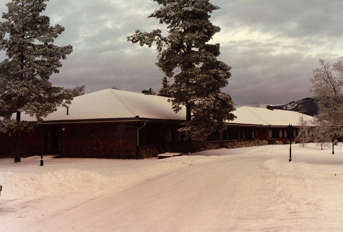 norgesbilder, Gran turisthotell, markedsmøte avholdt 1980