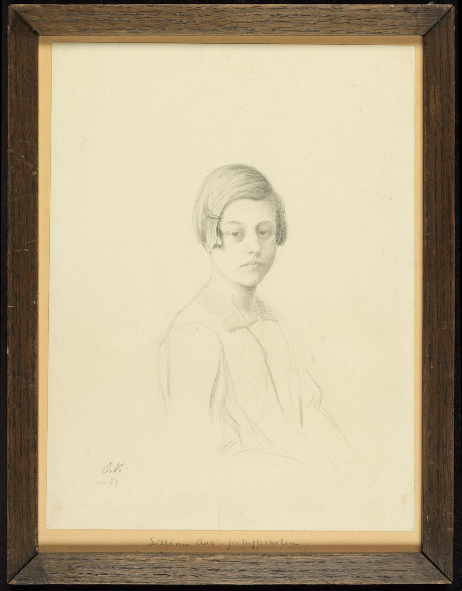 Jenteportrett