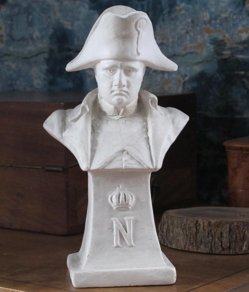 Napoleon, miniatyrportrett.